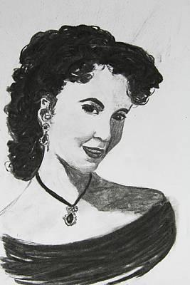 Young Actress Poster