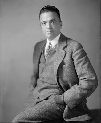 Young J. Edgar Hoover Ca. 1925 Poster