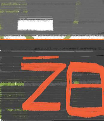 Z8 Poster by Naxart Studio