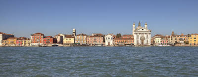 Zattere - Venice Poster
