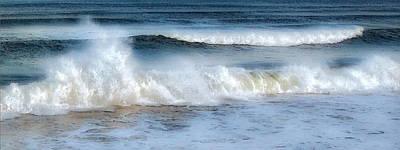 Zen Wave Poster