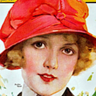 1920s Usa Photoplay Magazine Cover Poster by The Advertising Archives