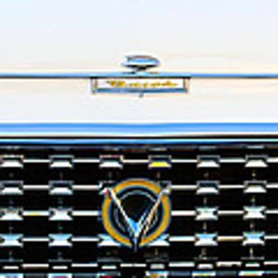 1959 Buick Lesabre Hood Ornament Poster