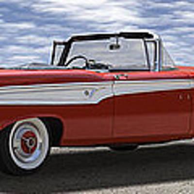 1959 Edsel Corsair Poster