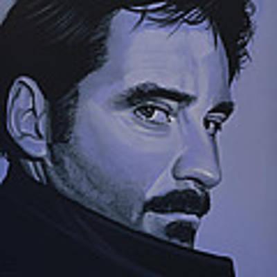 Kevin Kline Poster by Paul Meijering