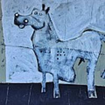 Animalia Equos No.7  Poster
