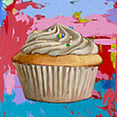 Cupcake #4 Poster by David Palmer