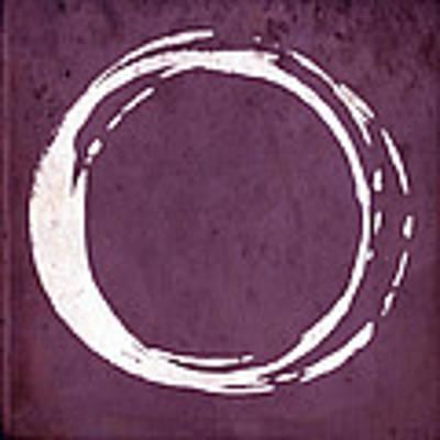 Enso No. 107 Magenta Poster