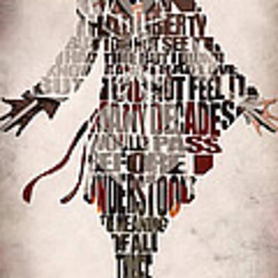 Ezio Auditore Da Firenze From Assassin's Creed 2  Poster