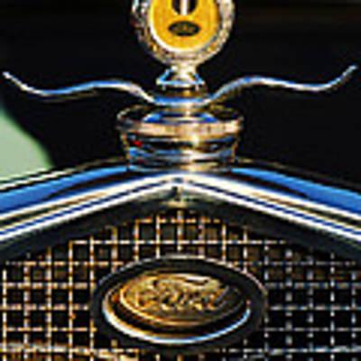 Ford Motometer Poster
