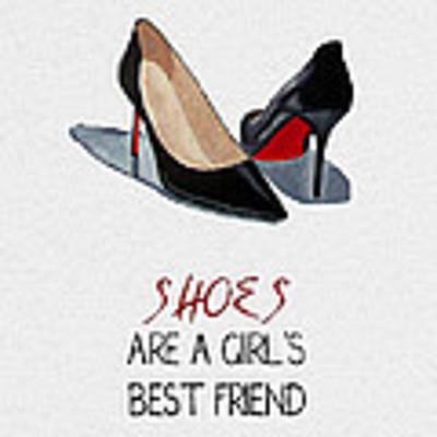Girl's Best Friend Poster
