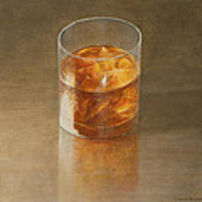 Glass Of Whisky 2010 Poster