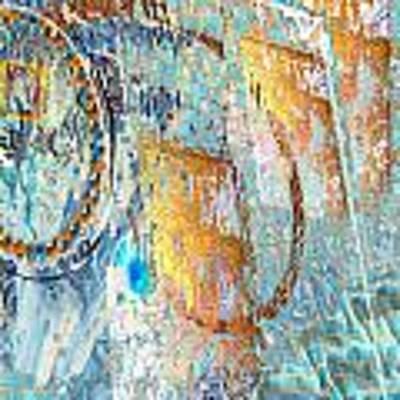Inw_20a6022sz Ageless Glacial Memories Poster by Kateri Starczewski