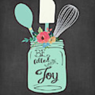 Joy Jar Poster
