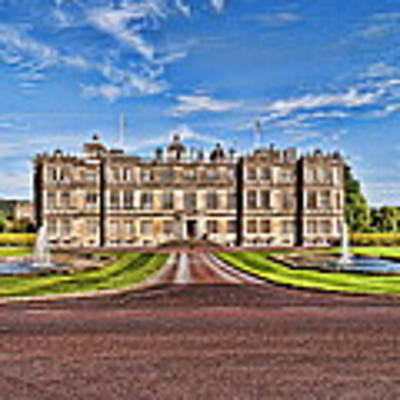 Longleat House Poster by Paul Gulliver