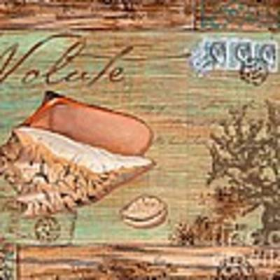 Natura Volute Poster