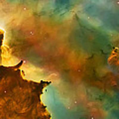 Nebula Cloud Poster