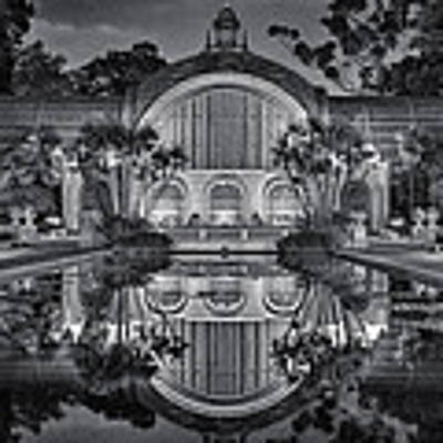 San Diego Botanical Garden Poster by Gigi Ebert