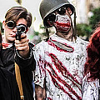 The Kill Team Poster by Stwayne Keubrick