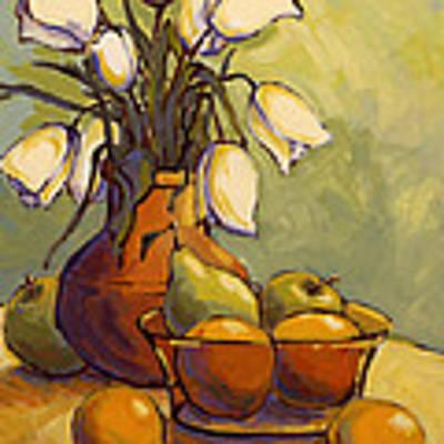 Tulips 1 Poster by Konnie Kim
