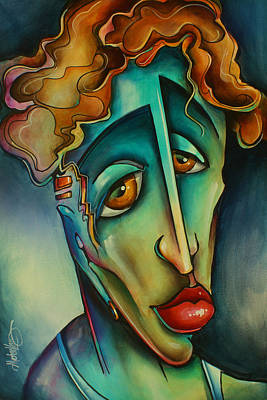 ' Image ' Poster by Michael Lang