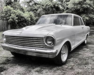 1963 Chevy Nova II Poster