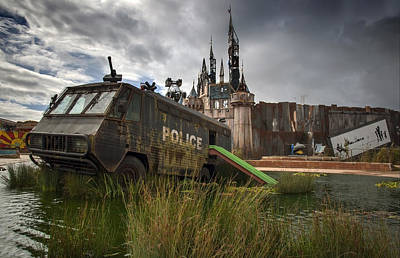 Dismaland Poster by Jason Green