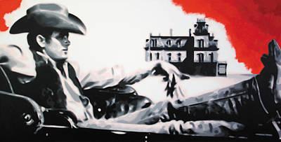 - Giant - Poster by Luis Ludzska
