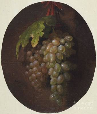 Title Grapes Rome Poster