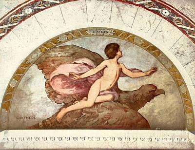Ganymede, C1901 Poster by Granger