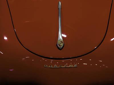 1954 Porsche 356 Speedster  V5 Poster