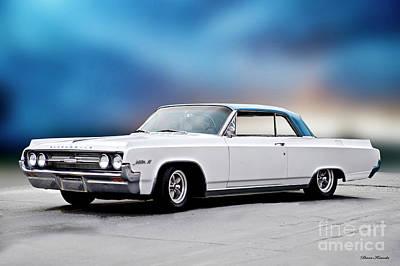 1964 Oldsmobile Jetstar 88 II Poster by Dave Koontz