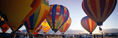 25th Albuquerque International Balloon Poster by Panoramic Images