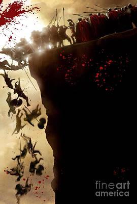 300 2006 Poster by Caio Caldas