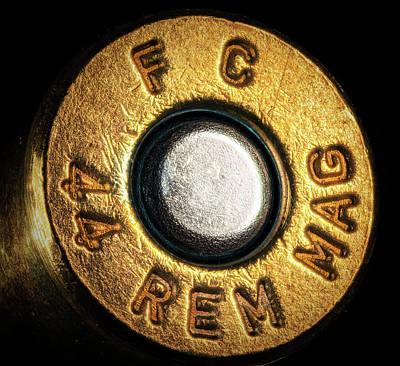 44 Magnum Poster by Robert Storost