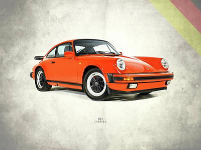 911 Carrera 1988 Poster