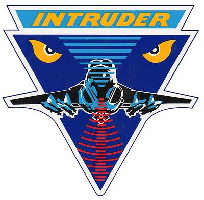 A-6 Intruder Poster