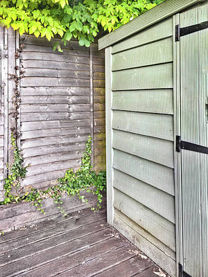 A Garden Shed Poster