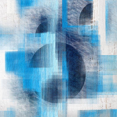 Abstract 14 Poster by Art Spectrum