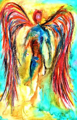 Abundant Colors Poster