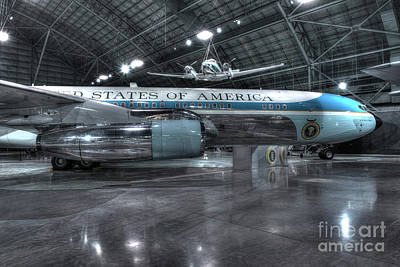 Air Force One - Boeing Vc-137c, Sam 26000 Poster