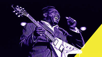 Albert King Collection Poster