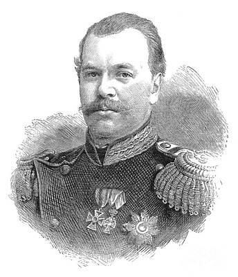 Alexander IIi (1845-1894) Poster by Granger