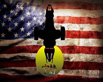 American Brown Coats Poster