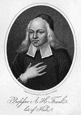 August Hermann Francke Poster by Granger