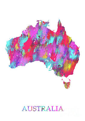 Australia. Poster