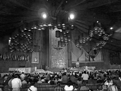 Basilica De Guadalupe 5 Poster