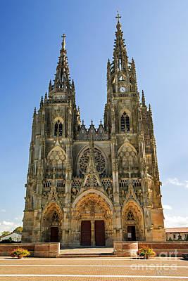 Basilique Notre - Dame De L'epine Poster