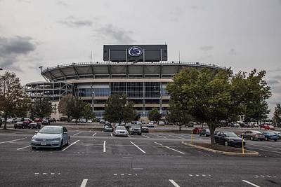 Beaver Stadium Penn State  Poster