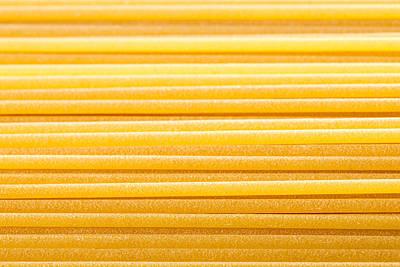Bronze Wire-drawing Italian Spaghetti  Poster by Alain De Maximy